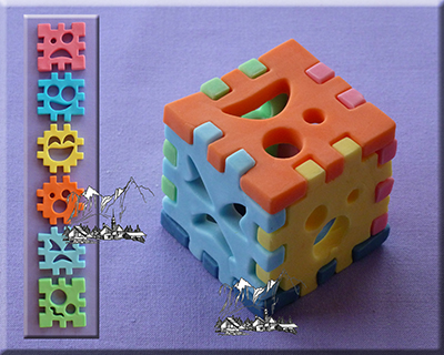 Sil. formička kocka AM0137