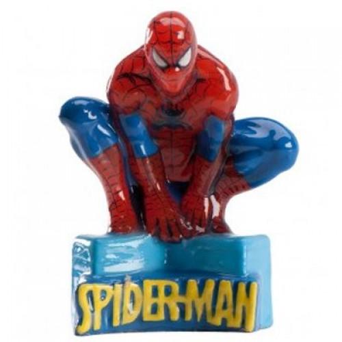 Sviečka Spiderman