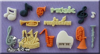 Sil.formička hudba AM0016