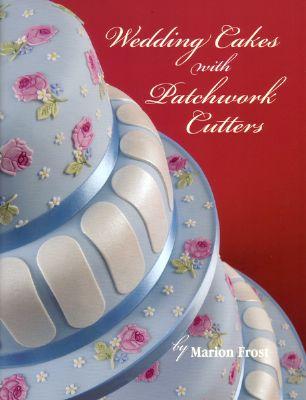 Kniha Svadobné torty s patchworkami