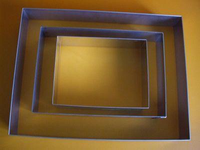 Forma ráfik kniha 30x40 cm