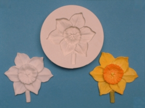 Formička na marcipán Daffodil (narcis)