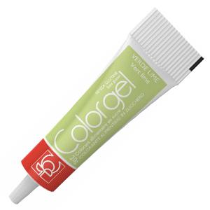 Farba limetková v tube 20 g