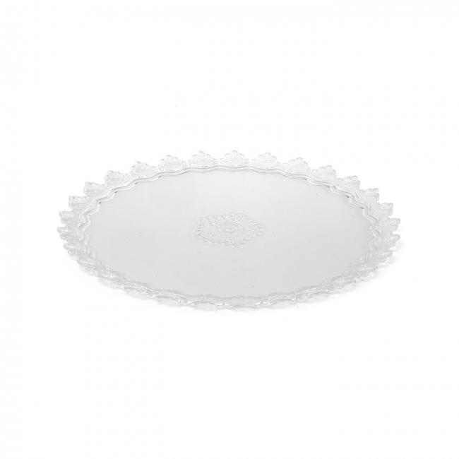 Sada 6 ks dezertných tanierikov