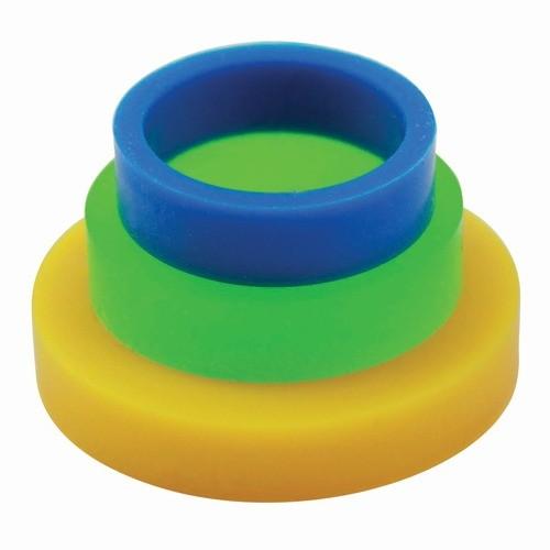 Vodiace krúžky na valčeky 6 ks PPR02