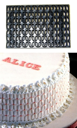 Patchwork - Smocking Embosser