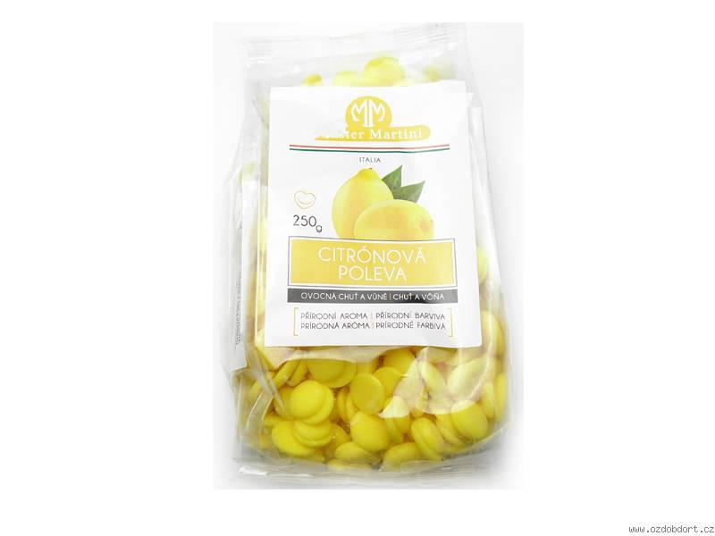 Poleva citrónová 250 g