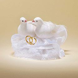 Svadobné holubice