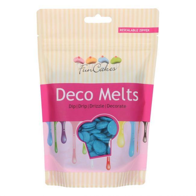 Poleva Deco Melts modrá 250 g