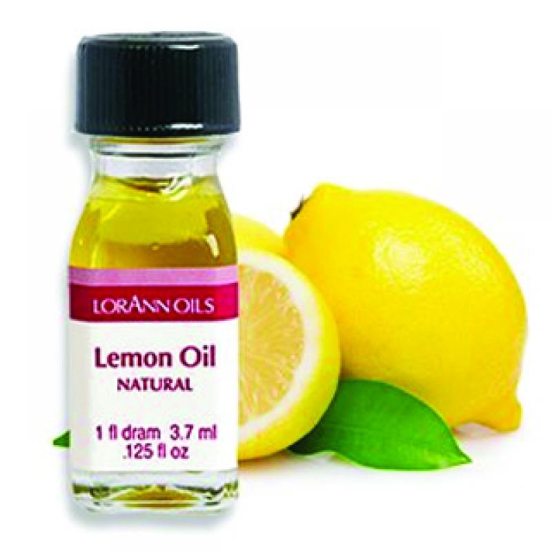 prírodná citrónová aróma 3,7 ml