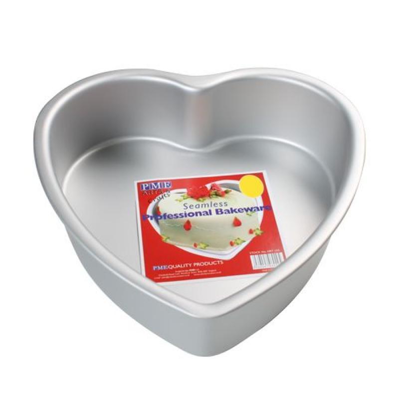 Tortová forma z hliníka - tvar srdce