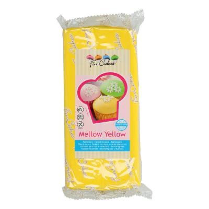 Fondan Mellow Yellow - žltý - 1kg
