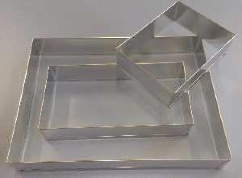 Forma ráfik obdĺžnik 20x30 cm