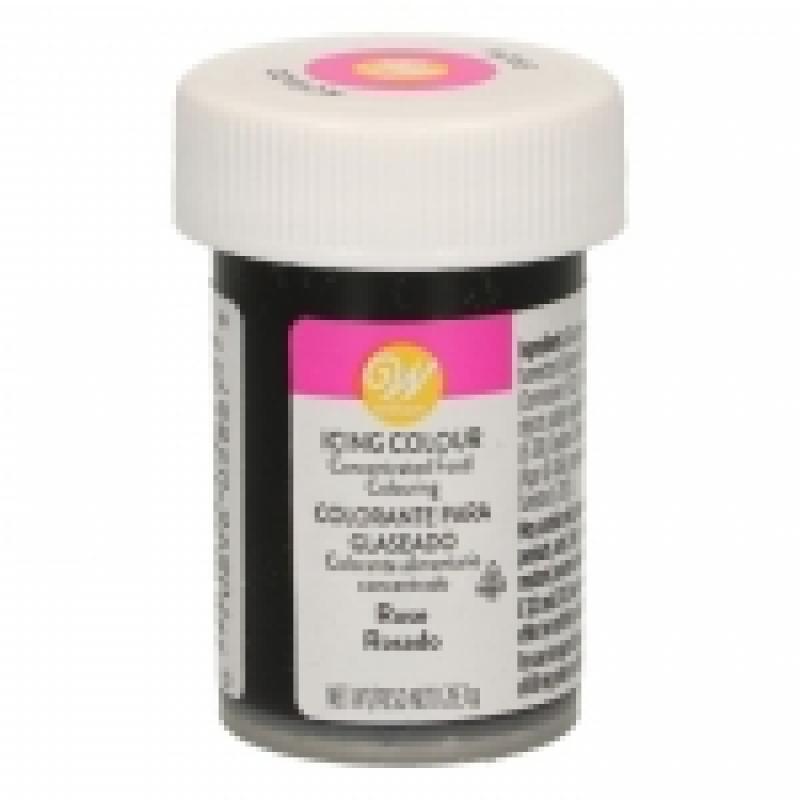 Gélová farba Wilton Rose cyklamenová 28,3 g