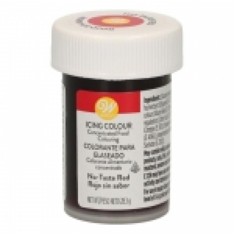 Gélová farba Wilton Red, červená 28,3 g