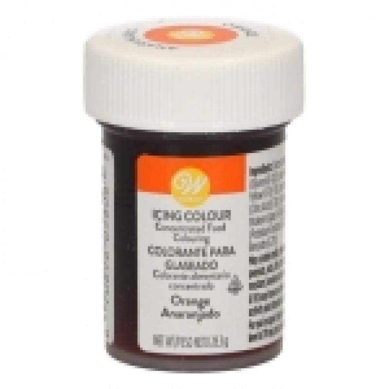 Gélová farba Wilton Orange, oranžová 28,3 g
