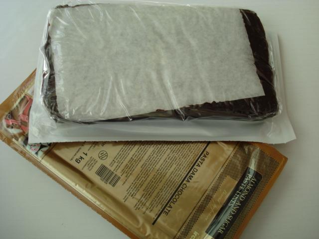 Pasta  dama čokoládová 1 kg