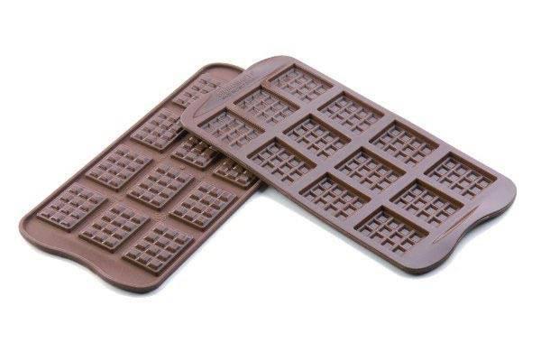 Sil.forma na čokoládu SCG11