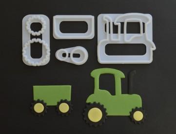 Vypichovač traktor FMM