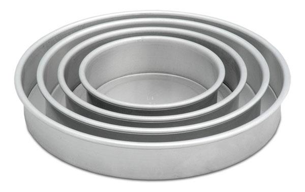 Forma kruh 250x75 mm
