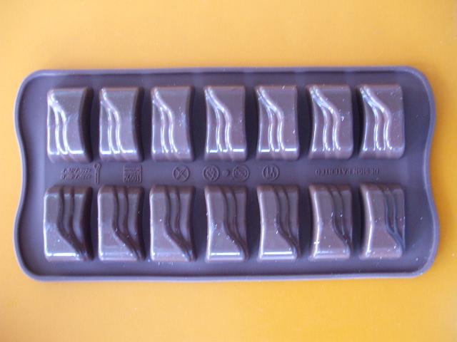 Forma na pralinky Jack obdĺžniky