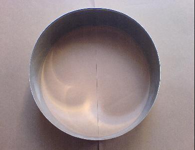 Forma ráfik obruč 12cm