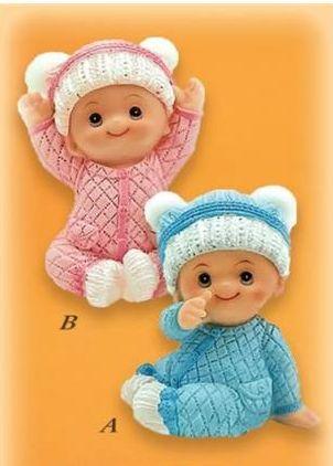 Dieťa s čiapkou chlapec