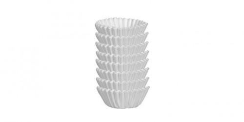 Košíčky biele 4,5x2,5cm / 1000ks