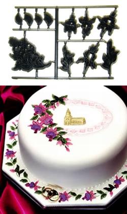 Patchwork - Fuchsia & Lace