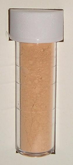 Prášková farba cream (krémová)