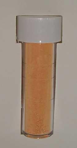 prášková farba -marhuľová /apricot/