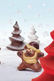 3D forma na čokoládu Vianočný strom