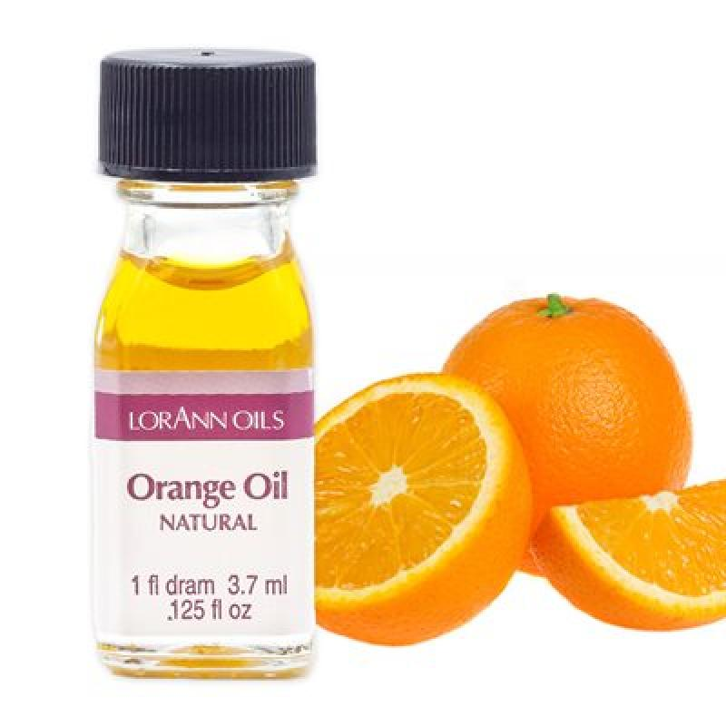 prírodná pomarančová aróma 3,7 ml