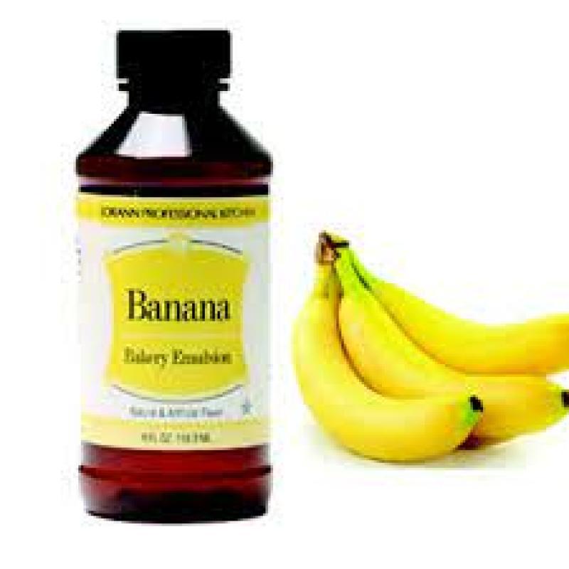 Banánová emulzia 118 ml