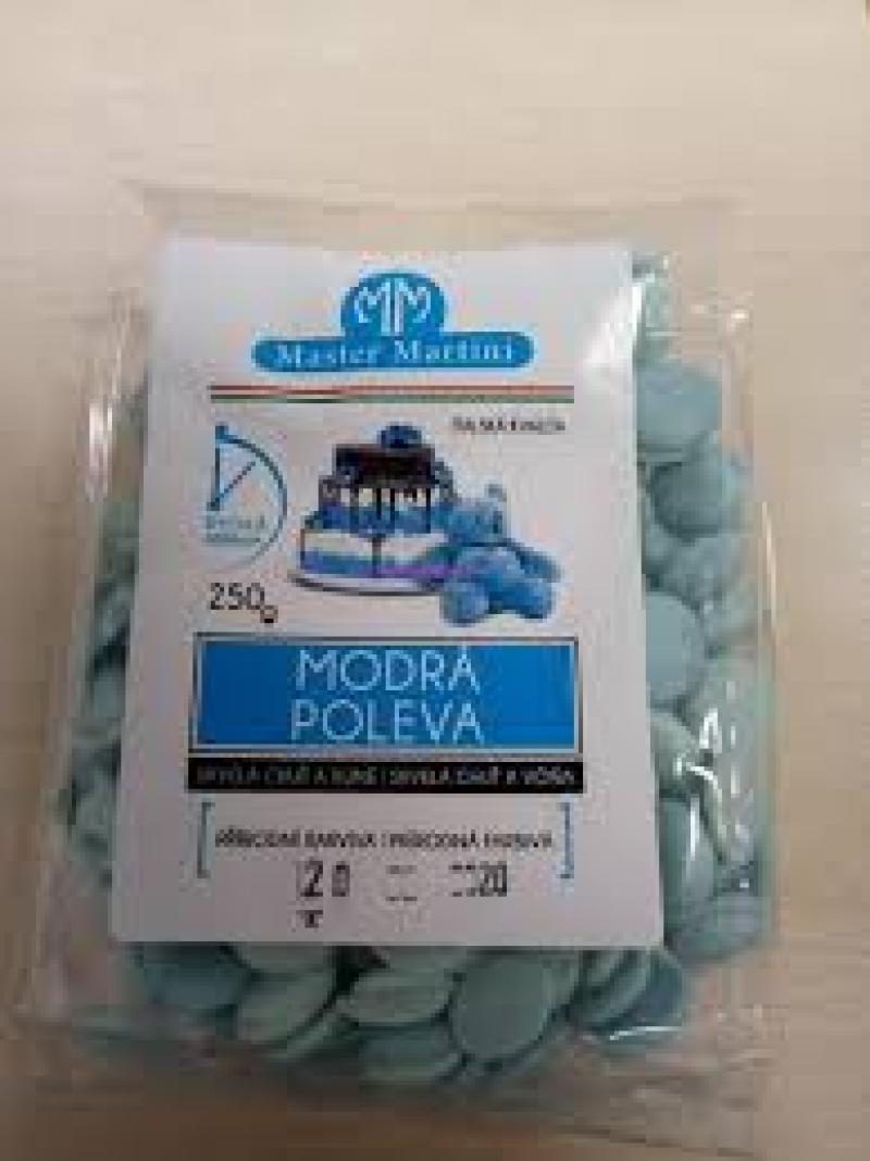 Poleva modrá 250 g