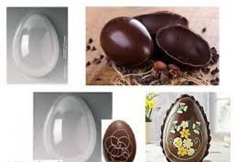 Forma na čokoládu vajce