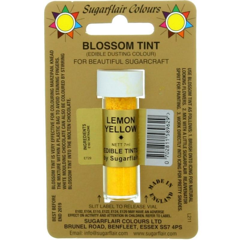 Prášková farba Lemon Yellow, citr.žltá 7 ml