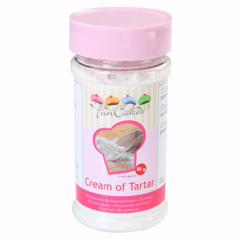Vínny kameň (Cream of Tartar) 80g