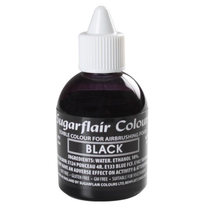 Tekutá farba do fixírky Black, čierna 60 ml