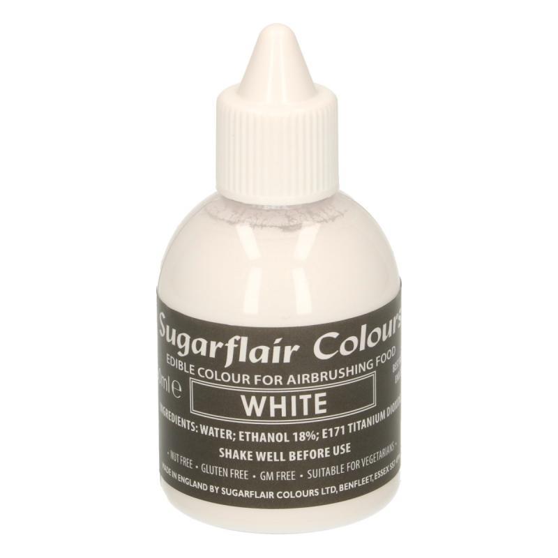 Tekutá farba do fixírky White, biela 60 ml