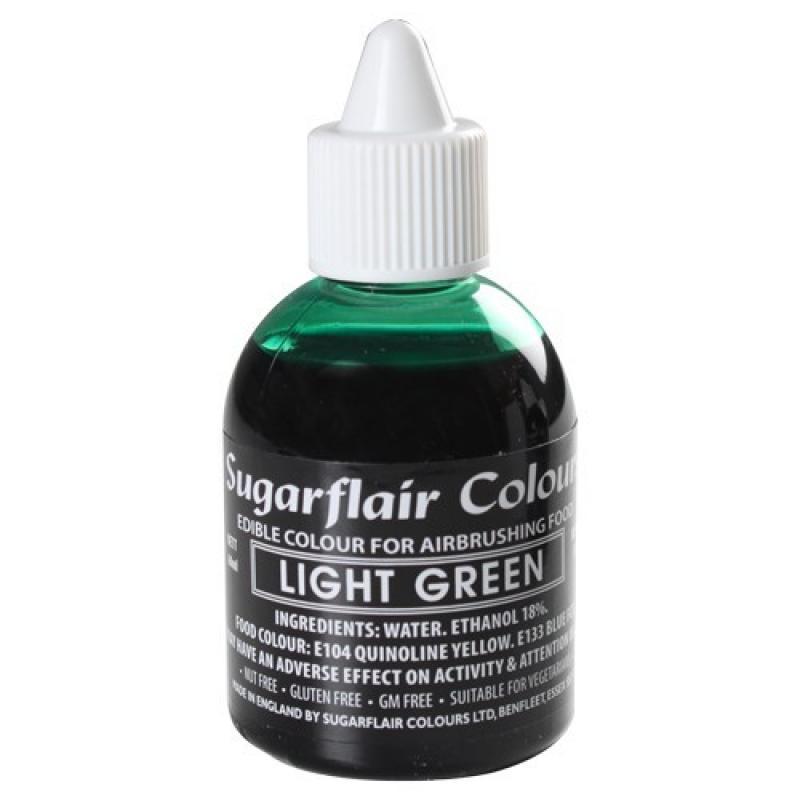Tekutá farba do fixírky Light green, sv. zelená 60 ml