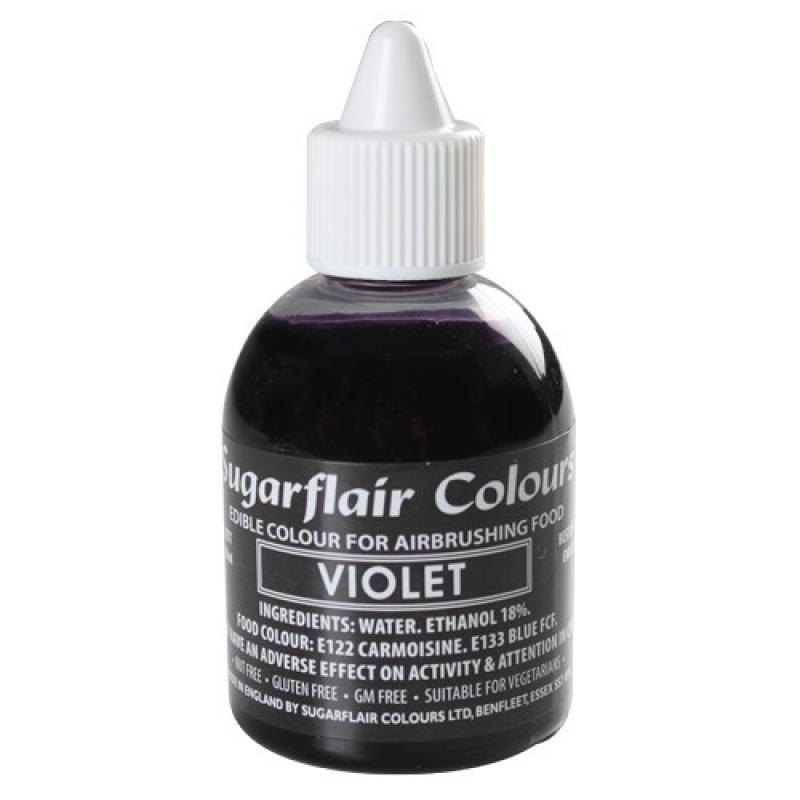 Tekutá farba do fixírky Violet, fialová 60 ml