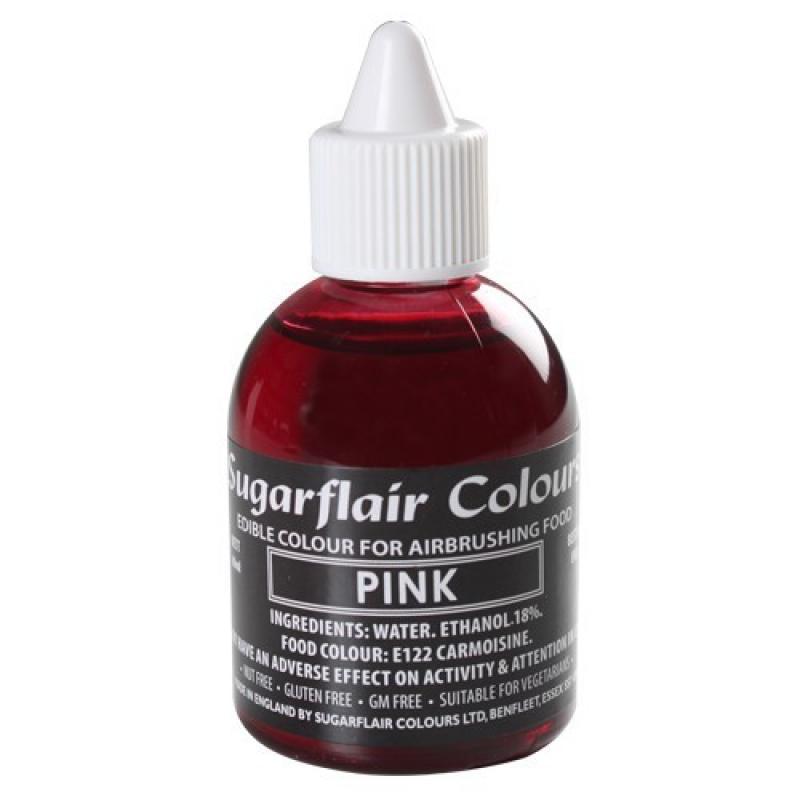 Tekutá farba do fixírky Pink ružová 60 ml