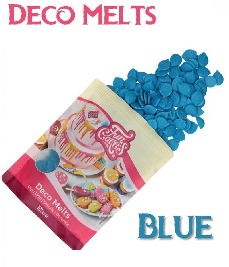 Deco melts tm. modrá 250 g