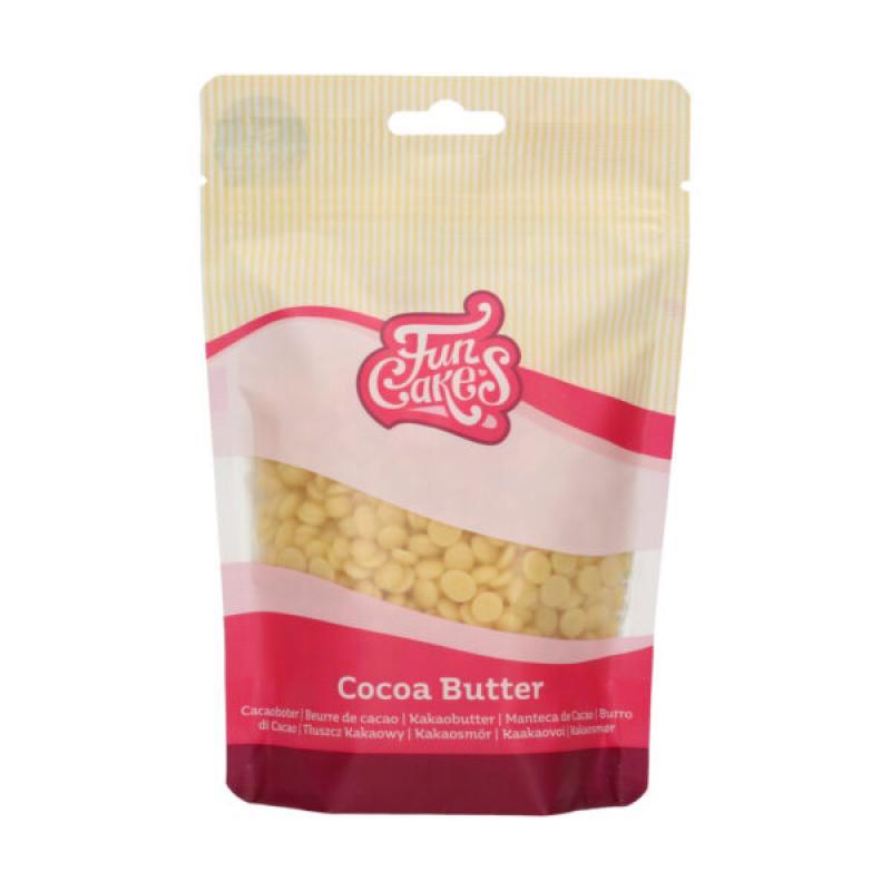 kakaové maslo 200g