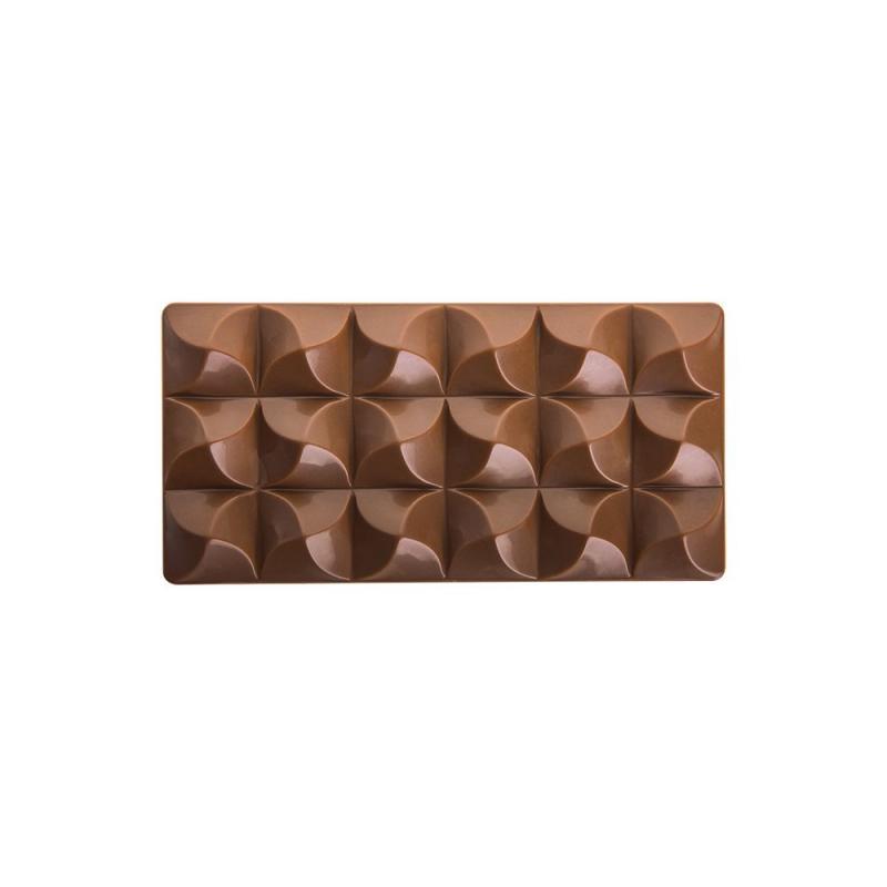 Polykarbonátová forma na čokoládu moulin PC5009