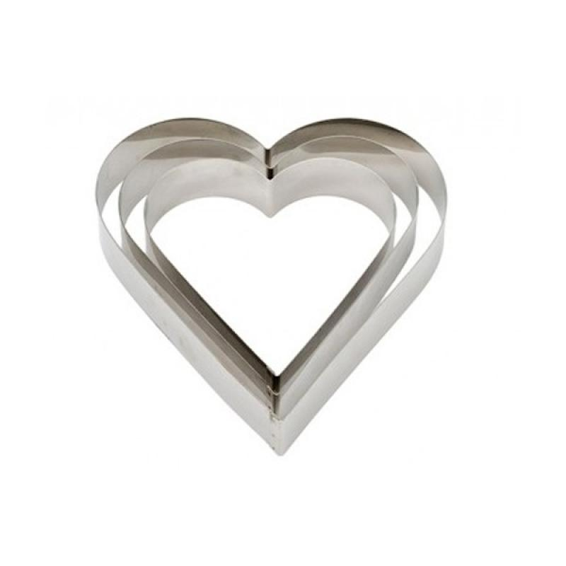 Forma ráfik srdce malé