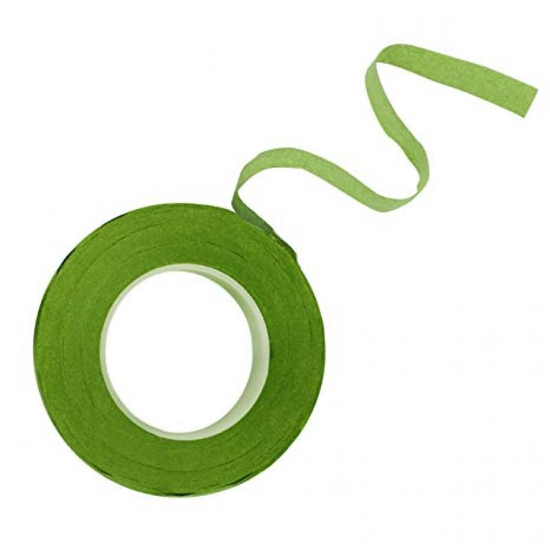 Floristická páska svetlo zelená