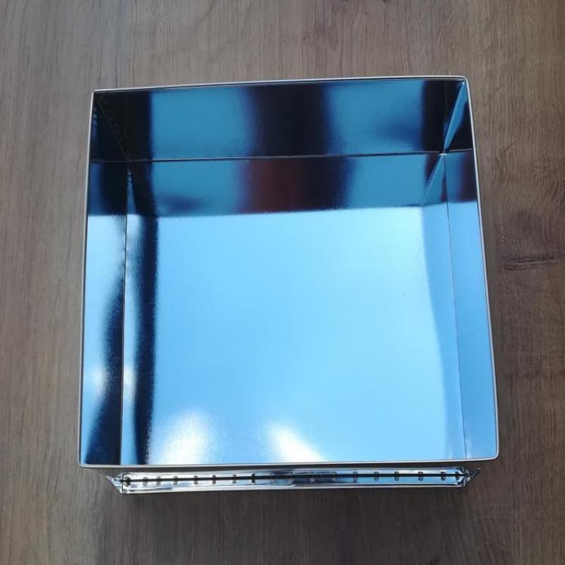 Forma štvorec 22x22 cm