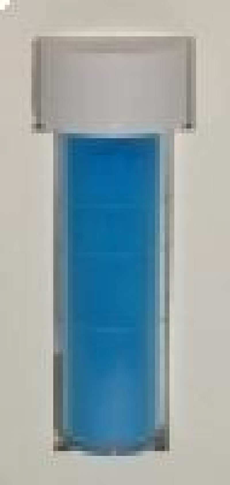 prášková farba nebeská modrá /Petal blue/